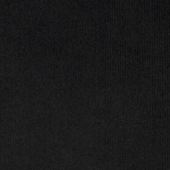 コットン×無地(ブラック)×細コーデュロイ_全8色 サムネイル1