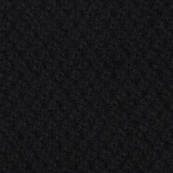 ウール×無地(ブラック)×かわり織_全3色 サムネイル1