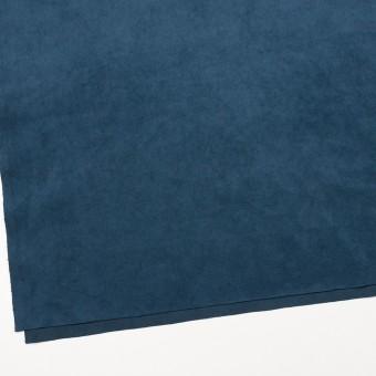 ポリエステル&ポリウレタン×無地(アイアンブルー)×スエード(人工皮革)_全3色 サムネイル2