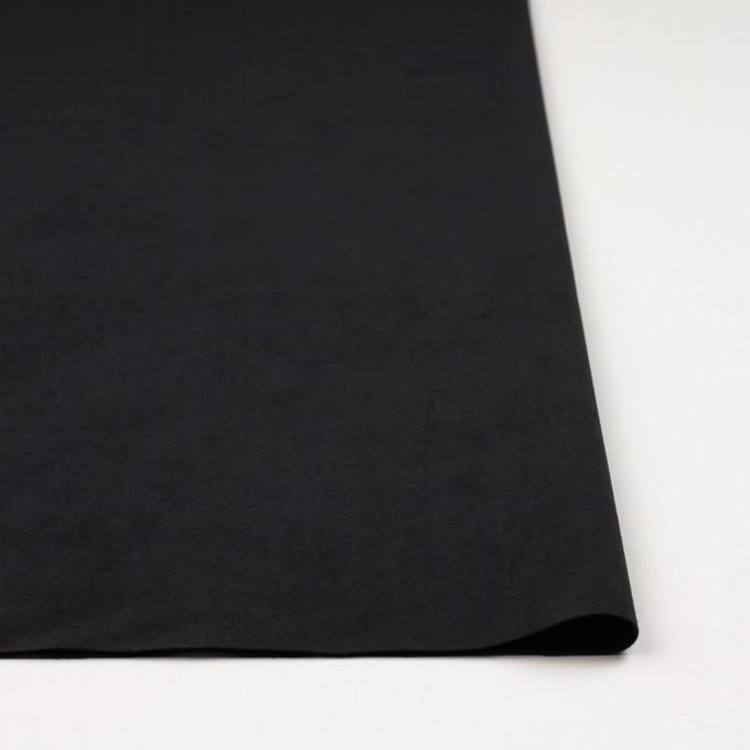 ポリエステル&ポリウレタン×無地(ブラック)×スエード(人工皮革)_全3色 イメージ3