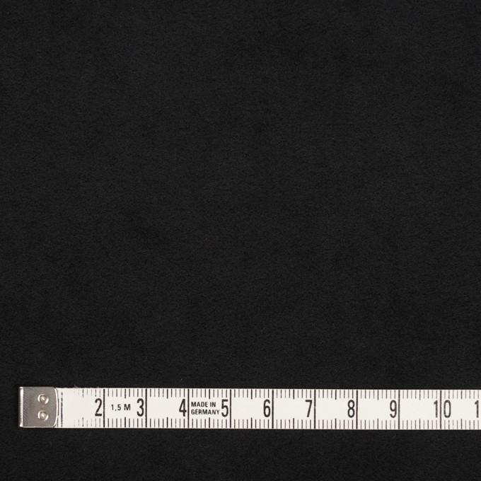 ポリエステル&ポリウレタン×無地(ブラック)×スエード(人工皮革)_全3色 イメージ4