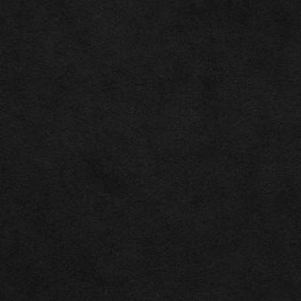 ポリエステル&ポリウレタン×無地(ブラック)×スエード(人工皮革)_全3色