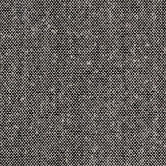 ウール&シルク×無地(シルバーグレー)×ツイード