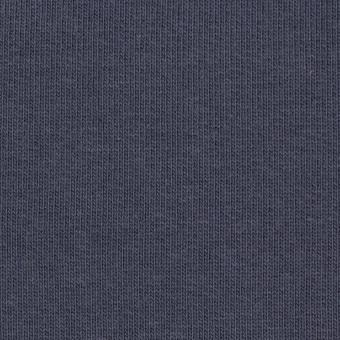 コットン×無地(グレープグレー)×裏毛ニット サムネイル1
