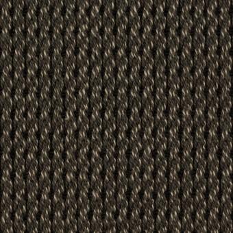 アクリル&コットン混×ミックス(カーキ)×かわり織