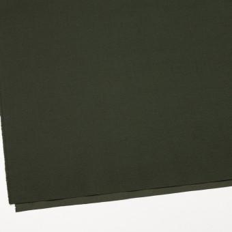 コットン×無地(カーキグリーン)×キャンバス サムネイル2