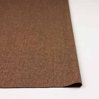ウール&ポリエステル混×無地(オータムリーフ)×ツイードストレッチ_全2色_イタリア製 サムネイル3