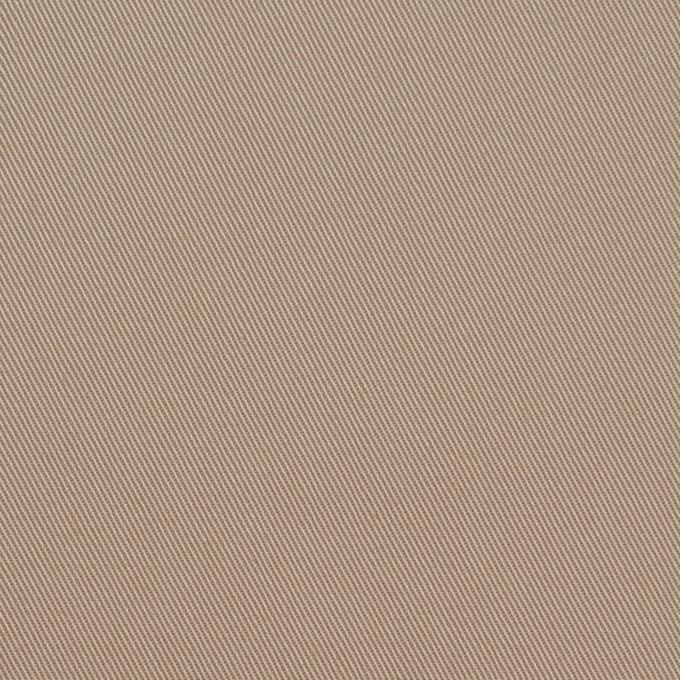 コットン×無地(スモークベージュ)×チノクロス_全7色 イメージ1