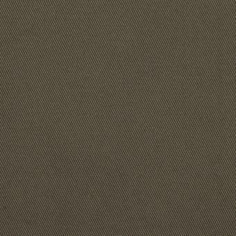 コットン×無地(アッシュカーキ)×チノクロス_全7色