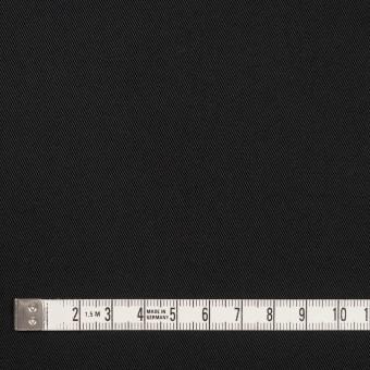 コットン×無地(チャコールブラック)×チノクロス_全7色 サムネイル4