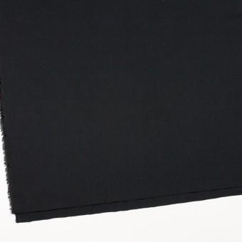 コットン&キュプラ混×無地(ブラック)×ビエラ サムネイル2