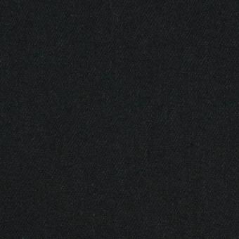 コットン&キュプラ混×無地(ブラック)×ビエラ