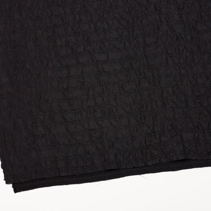ポリエステル×無地(ブラック)×フクレジャガード イメージ2
