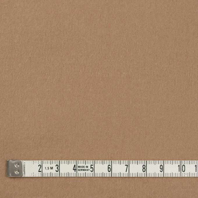 コットン×無地(オークルベージュ)×フランネル_全8色 イメージ4