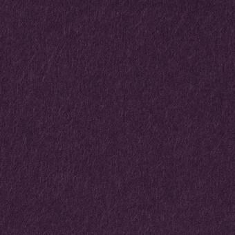 コットン×無地(パープル)×フランネル_全8色