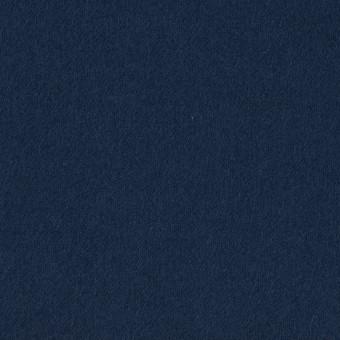 コットン×無地(ネイビー)×フランネル_全8色