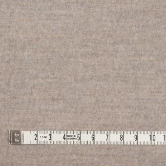ウール×無地(オートミール)×圧縮天竺ニット サムネイル4