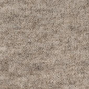 ウール&アクリル混×無地(オートミール)×天竺ニット サムネイル1