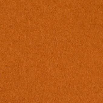 ウール&ナイロン混×無地(バレンシアオレンジ)×ビーバー_全3色 サムネイル1