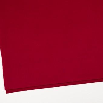 ウール&ナイロン混×無地(レッド)×ビーバー_全3色 サムネイル2