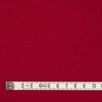 ウール&ナイロン混×無地(レッド)×ビーバー_全3色 サムネイル4