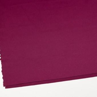 ウール&ナイロン混×無地(チリアンパープル)×ビーバー_全3色 サムネイル2
