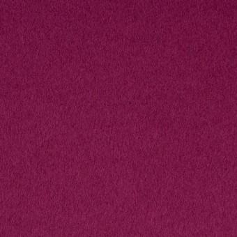 ウール&ナイロン混×無地(チリアンパープル)×ビーバー_全3色 サムネイル1