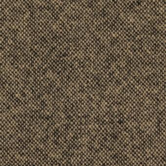 ウール&ナイロン混×無地(ベージュ&ブラック)×ツイード