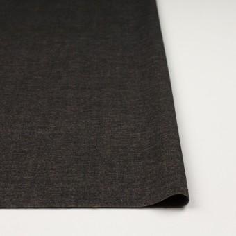 ポリエステル&レーヨン混×無地(アッシュブラウン)×かわり織 サムネイル3