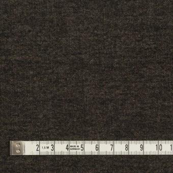 ポリエステル&レーヨン混×無地(アッシュブラウン)×かわり織 サムネイル4
