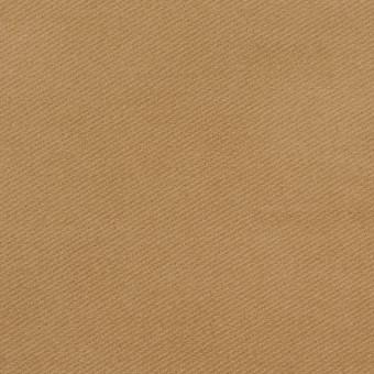 コットン&ポリウレタン×無地(ベージュ)×モールスキンストレッチ_全3色