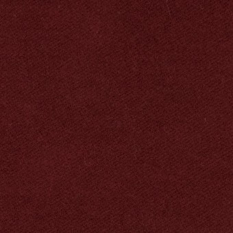 コットン&ポリウレタン×無地(エンジ)×モールスキンストレッチ_全3色