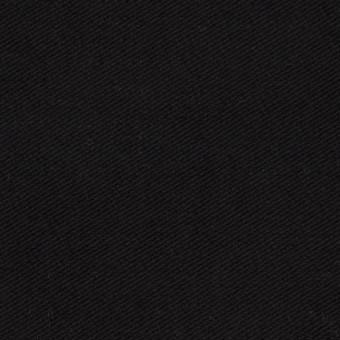 コットン&ポリウレタン×無地(ブラック)×モールスキンストレッチ_全3色