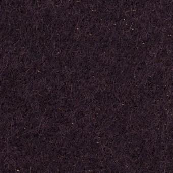 ウール&ナイロン混×無地(プラム)×かわり織