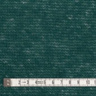 アクリル&ウール×無地(モスグリーン)×メッシュニット サムネイル4