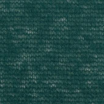 アクリル&ウール×無地(モスグリーン)×メッシュニット サムネイル1