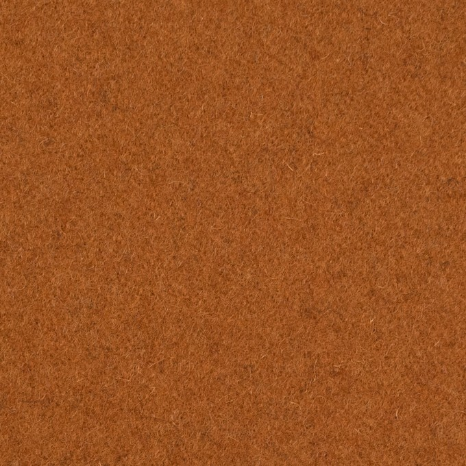 ウール&ナイロン×無地(オレンジブリック)×フラノ(フランネル) イメージ1