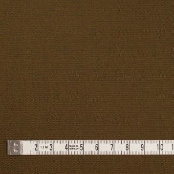 コットン&ポリエステル×無地(カーキグリーン&アプリコット)×シャンブレーチノクロス_全5色 サムネイル4
