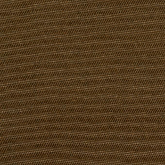 コットン&ポリエステル×無地(カーキグリーン&アプリコット)×シャンブレーチノクロス_全5色 イメージ1