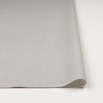 コットン&ポリウレタン×無地(ライトグレー&オフホワイト)×ブロードストレッチ(ボンディング)_全4色 サムネイル3