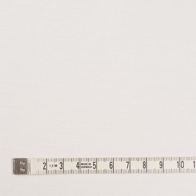 コットン&ポリウレタン×無地(ライトグレー&オフホワイト)×ブロードストレッチ(ボンディング)_全4色 イメージ5