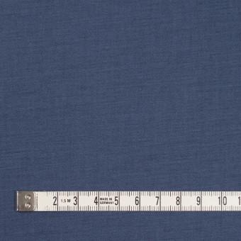 コットン&ポリウレタン×無地(アイアンブルー&チャコール)×ブロードストレッチ(ボンディング)_全4色 サムネイル4