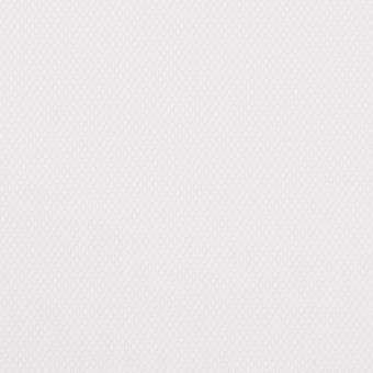 コットン×無地(ホワイト)×ジャガード