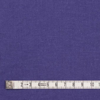 リネン&コットン×無地(ウルトラマリン)×シーチング_全36色 サムネイル4