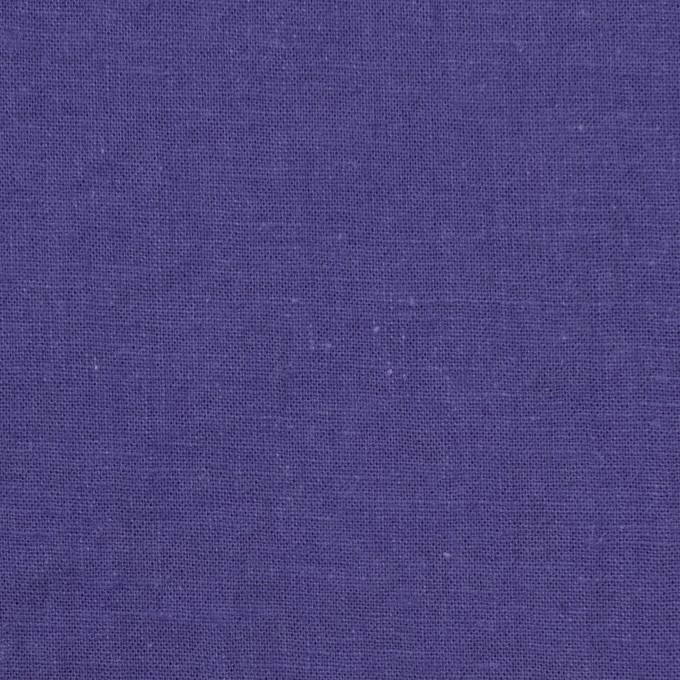 リネン&コットン×無地(ウルトラマリン)×シーチング_全36色 イメージ1