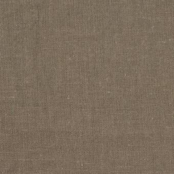 リネン&コットン×無地(ライトカーキ)×シーチング_全36色 サムネイル1