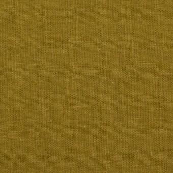 リネン&コットン×無地(ローアンバー)×シーチング_全31色 サムネイル1