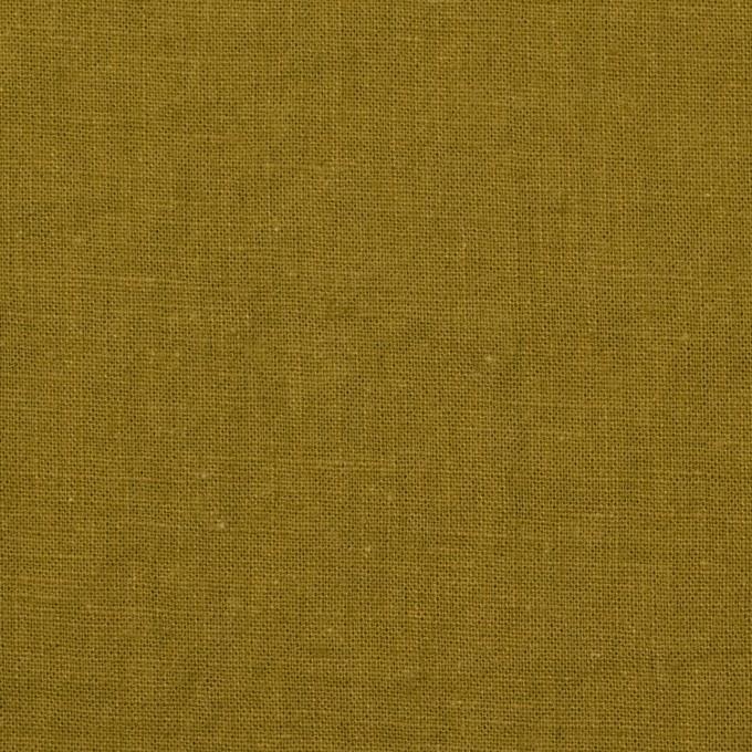リネン&コットン×無地(ローアンバー)×シーチング_全36色 イメージ1