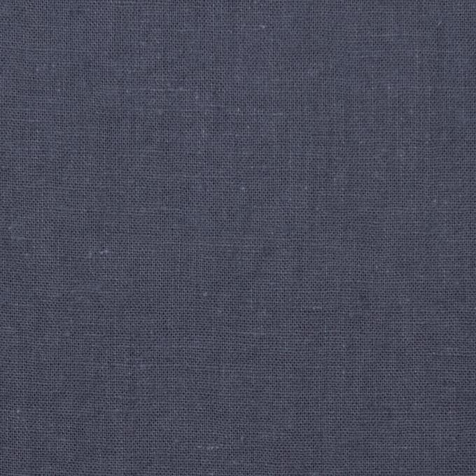 リネン&コットン×無地(ダブグレー)×シーチング_全36色 イメージ1