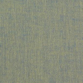 コットン&レーヨン×無地(エメラルド)×シャンブレーガーゼワッシャー_全2色